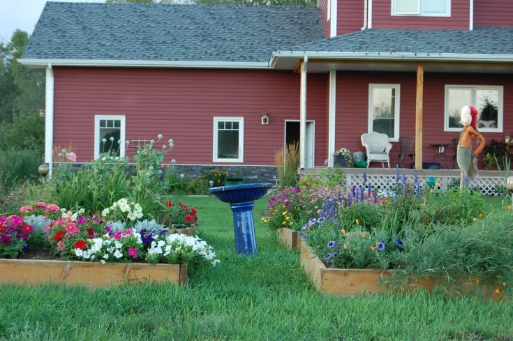 Pike Lake Farm House, SK