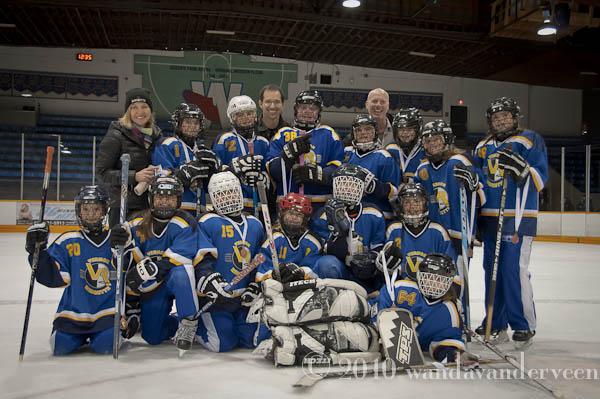 Ringette Team 2011
